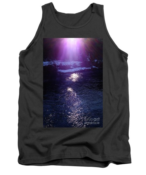 Tank Top featuring the photograph Spiritual Light by Tatsuya Atarashi