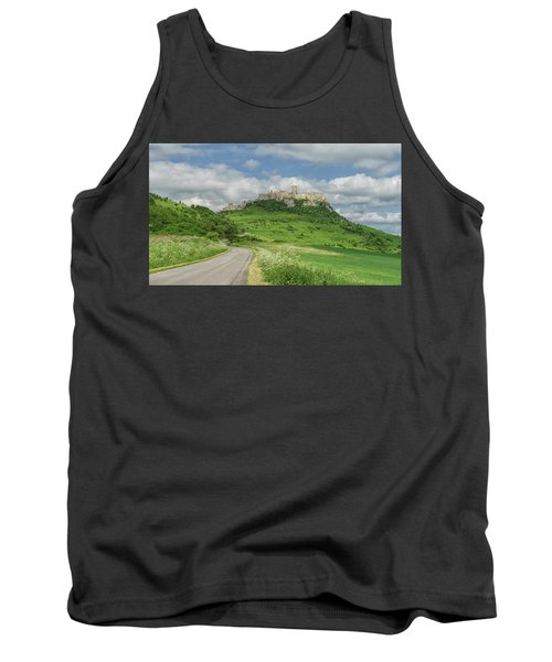 Spish Castle Tank Top