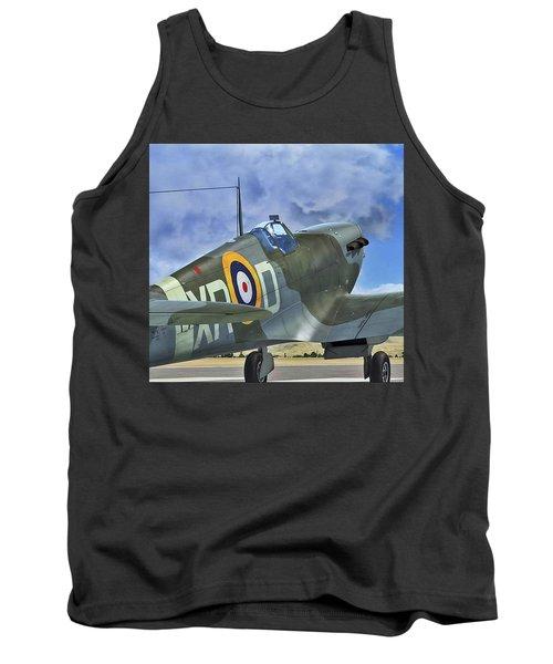Spitfire Tank Top