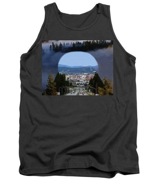 Spokane Near Perfect Nature Tank Top