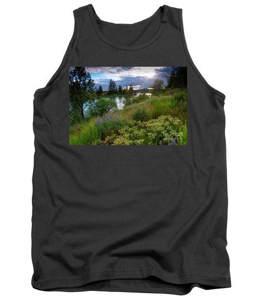Spokane River Spring Tank Top