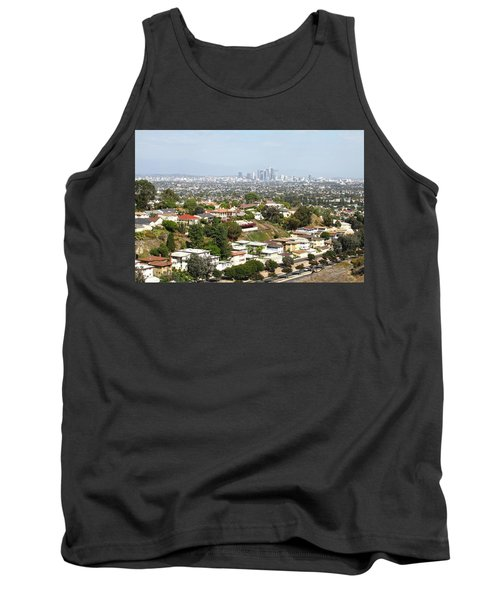 Sprawling Homes To Downtown Los Angeles Tank Top