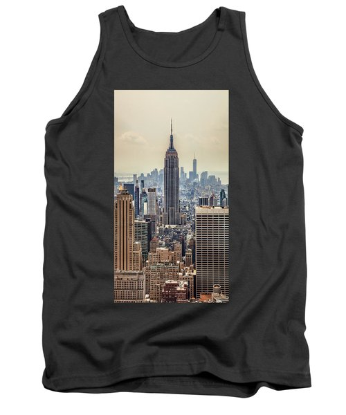 Sprawling Urban Jungle Tank Top