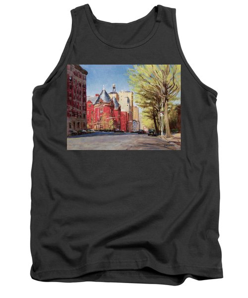 Spring Afternoon, Central Park West Tank Top