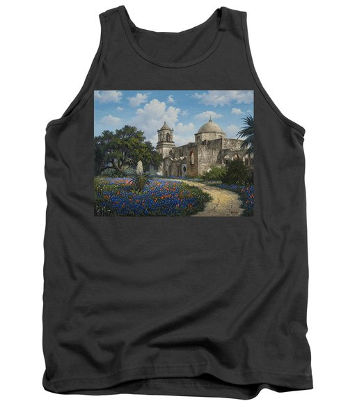 Spring At San Jose Tank Top by Kyle Wood