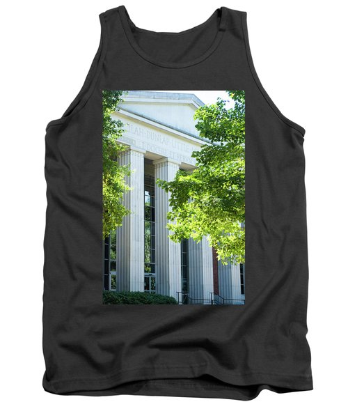 Tank Top featuring the photograph Spring At Uga by Parker Cunningham