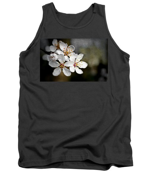 Spring Blossoms Tank Top