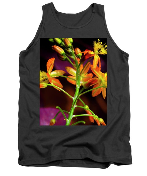 Spring Blossoms 3 Tank Top by Stephen Anderson
