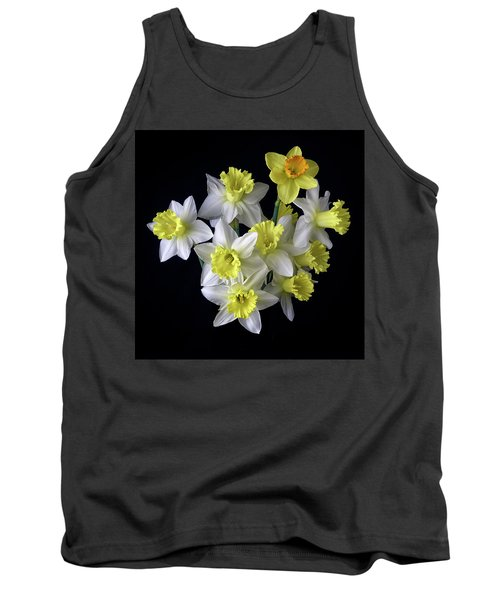 Spring Bouquet Tank Top