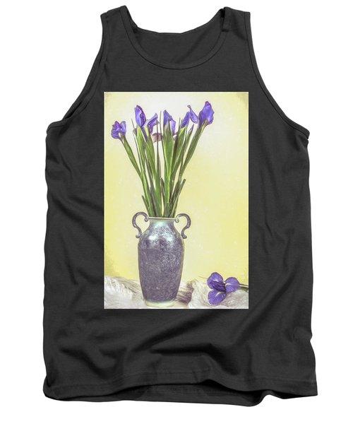 Spring Bouquet Tank Top