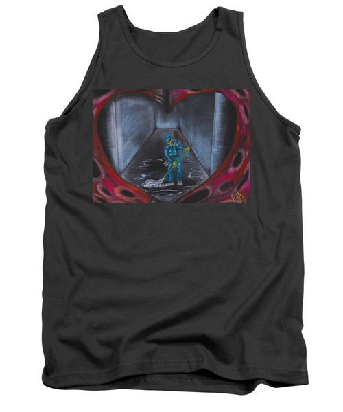 Spring Cleaning Tank Top