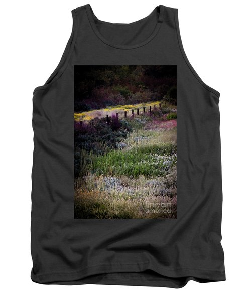 Tank Top featuring the photograph Spring Colors by Kelly Wade