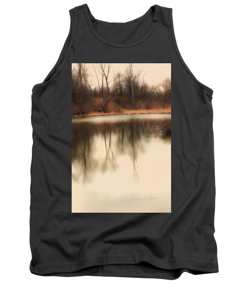 Spring Coming Tank Top by Edward Peterson