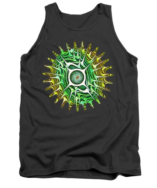 Spring Dragon Eye Tank Top
