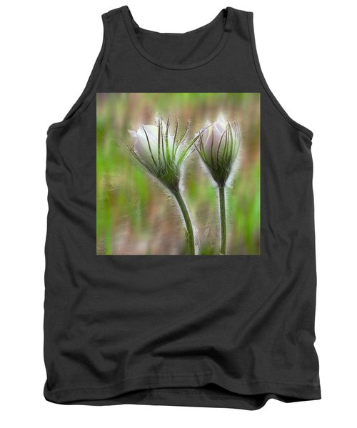 Tank Top featuring the photograph Spring Flowers by Vladimir Kholostykh