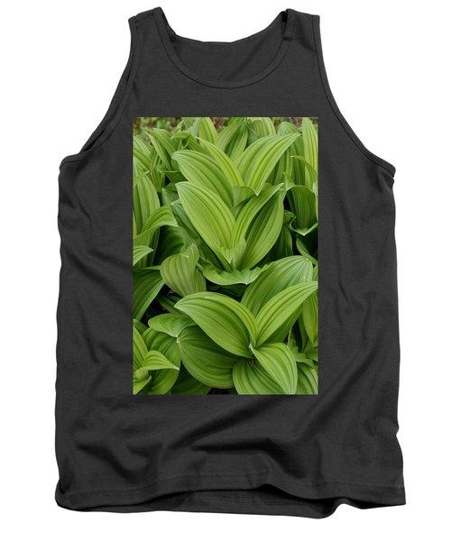 Spring Green Tank Top
