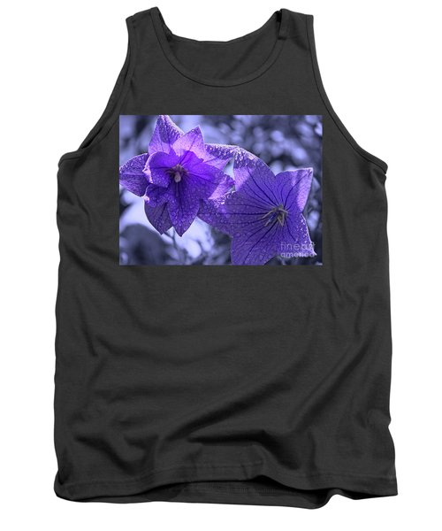 Spring Hope Tank Top by Cathy  Beharriell