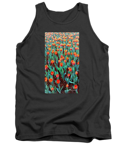 Spring In Holland Tank Top by Ian Gledhill