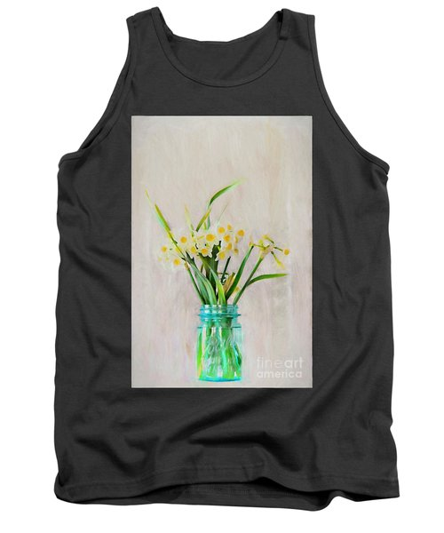 Tank Top featuring the photograph Spring In The Country by Benanne Stiens