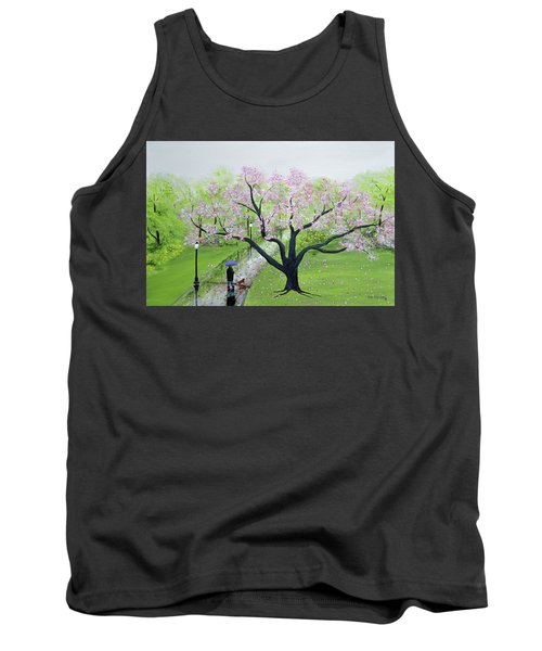 Spring In The Park Tank Top