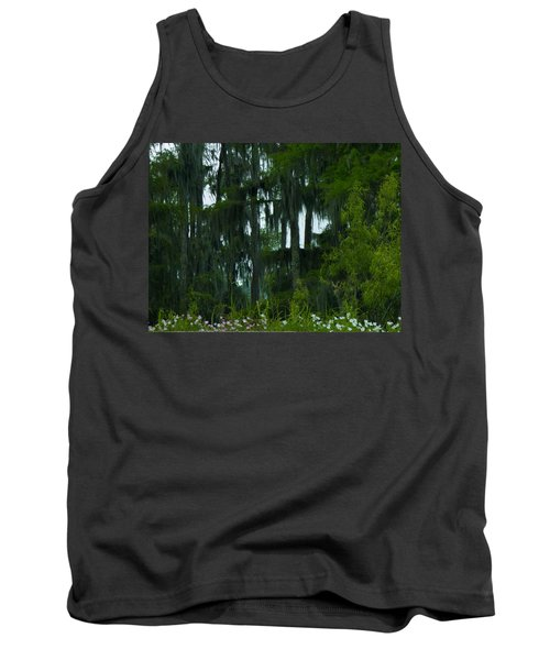 Spring In The Swamp Tank Top