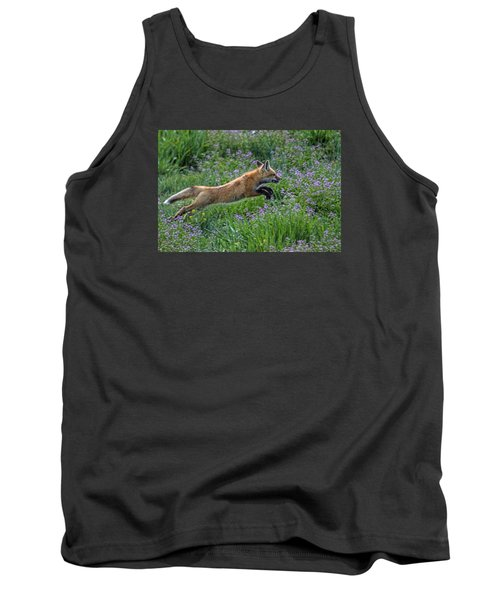 Spring Kit Tank Top by Alana Thrower