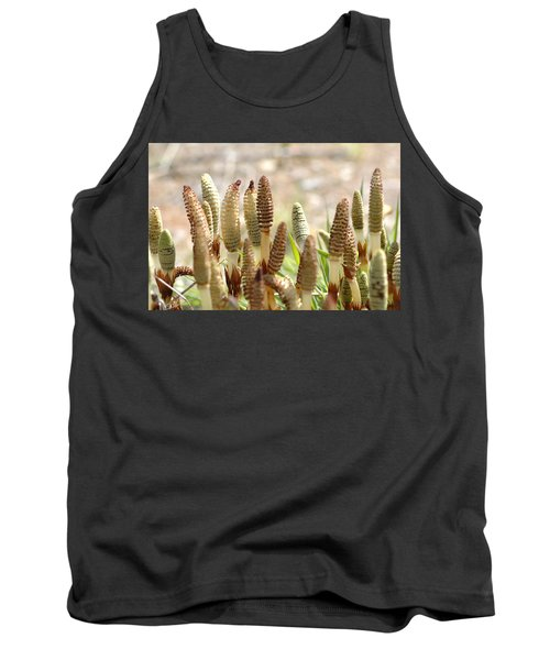 Tank Top featuring the photograph Spring Macro4 by Jeff Burgess