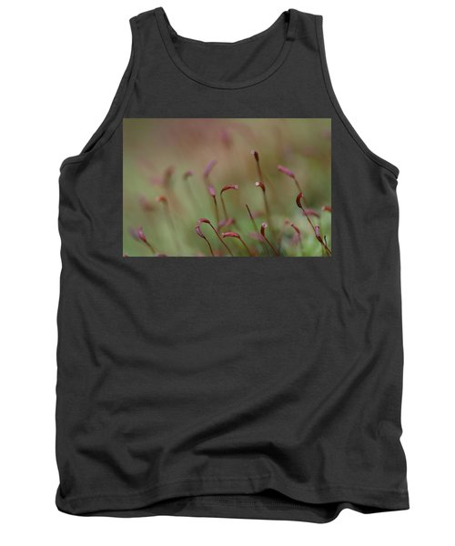 Tank Top featuring the photograph Spring Macro5 by Jeff Burgess