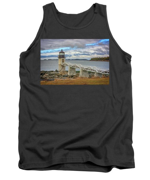 Tank Top featuring the photograph Spring Morning At Marshall Point by Rick Berk