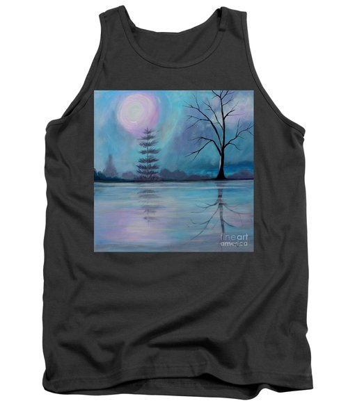Spring Morning Tank Top by Stacey Zimmerman