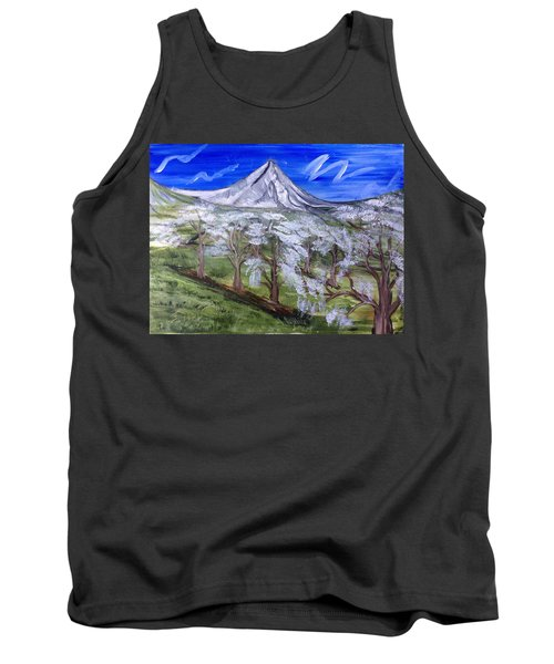 Spring On The Hood Tank Top