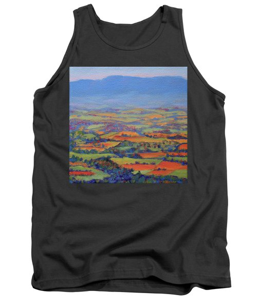 Spring Patchwork 1 Tank Top