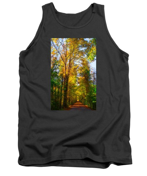 Spring Path Tank Top by Parker Cunningham