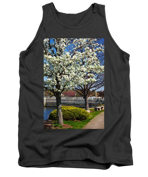 Spring Time In Westport Tank Top