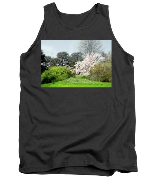 Tank Top featuring the photograph Spring Treasures by Diana Angstadt