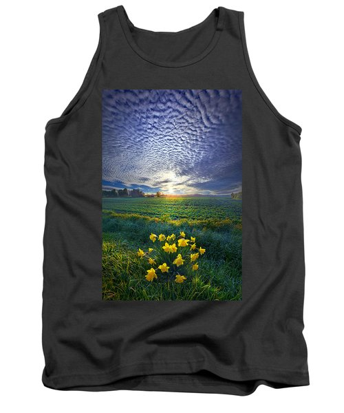 Springing To Life Tank Top