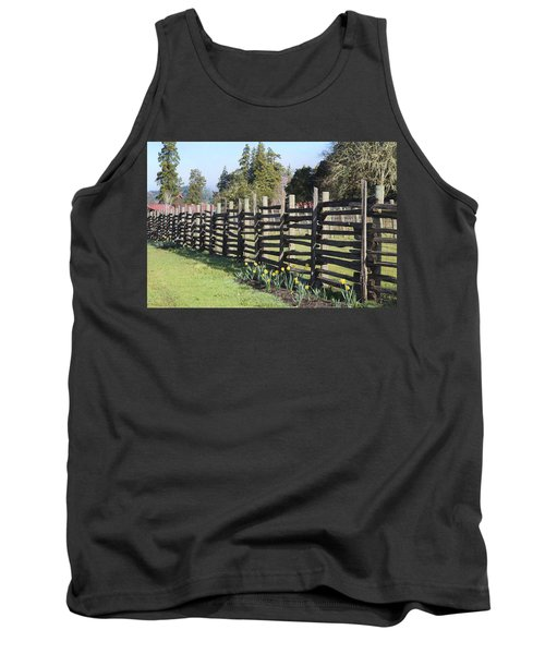 Springtime In Anderson Valley Tank Top