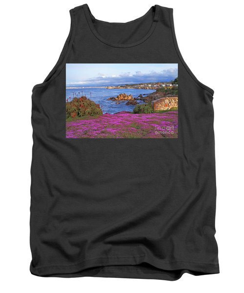 Springtime In Pacific Grove Tank Top