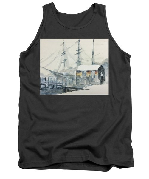 Square Rigger Tank Top by Stan Tenney