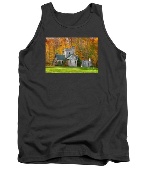Squires Castle  Tank Top