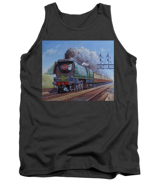 Sr Merchant Navy Pacific Tank Top