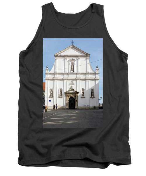 St. Catherine's Church Tank Top by Steven Richman