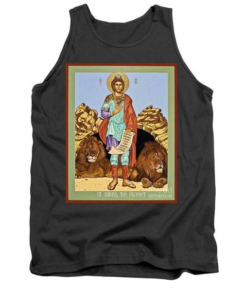 St. Daniel In The Lion's Den - Lwdld Tank Top