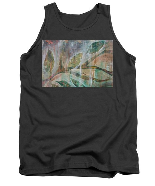Tank Top featuring the painting St Fancis 1 by Jocelyn Friis