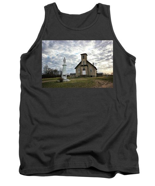 St Hubert Tank Top
