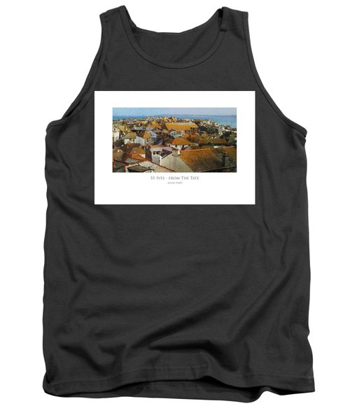 St Ives - From The Tate Tank Top