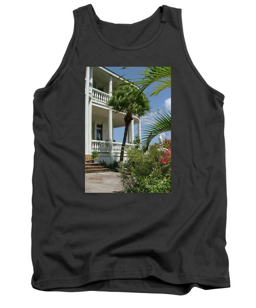 St Lucia Overlook Tank Top