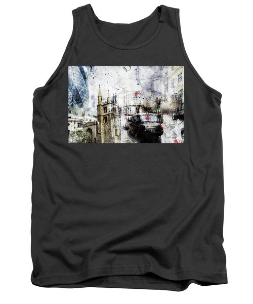 St Mary Axe Tank Top