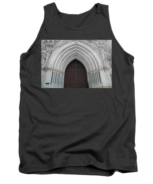 St. Mary Cathedral- Austin Texas Tank Top