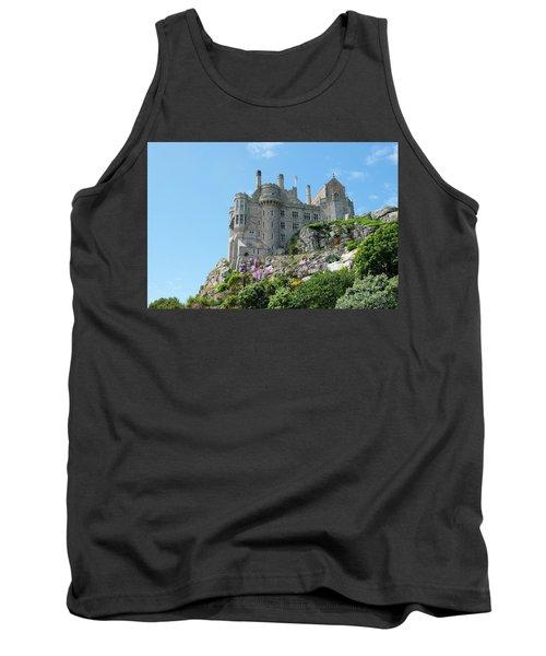 St Michael's Mount Castle Tank Top